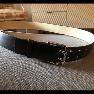 Nine West brown belt